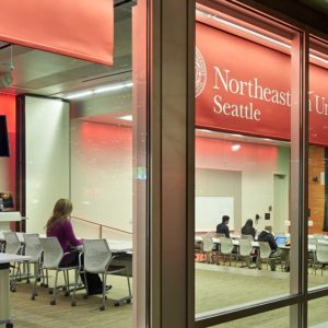The Northeastern Seattle campus